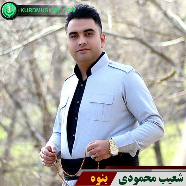 دانلود آهنگ شاد کردی جدید شعیب محمودی به نام بنوه